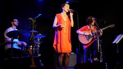Festival d'Avignon: le concert de Joséfa